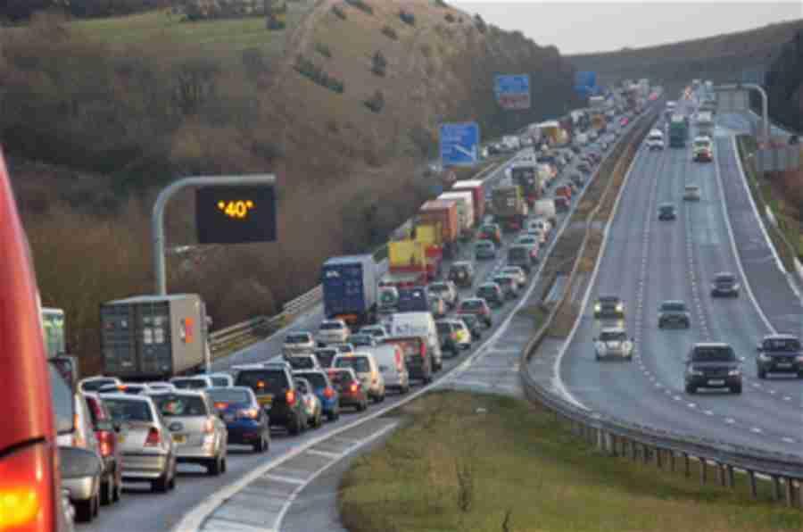 公路私有化'将缓解交通'