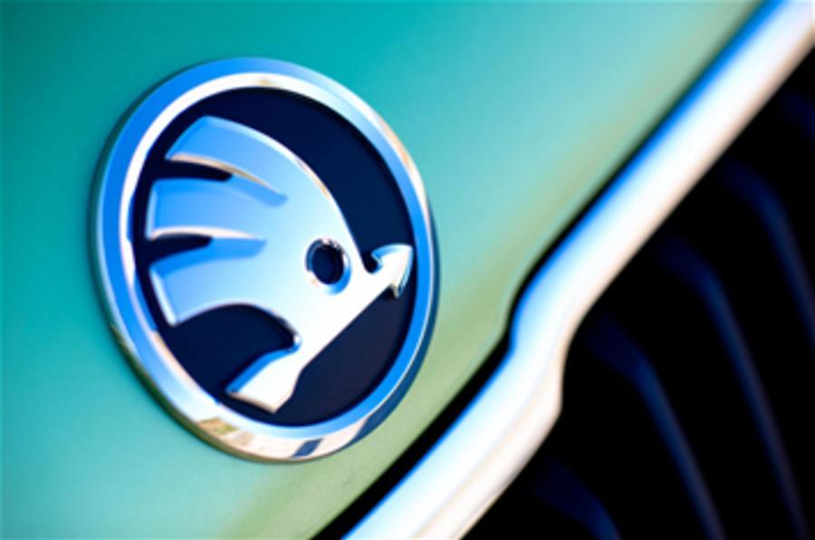 """日内瓦电机展2012:斯柯达SUV""""下一个逻辑步骤"""""""