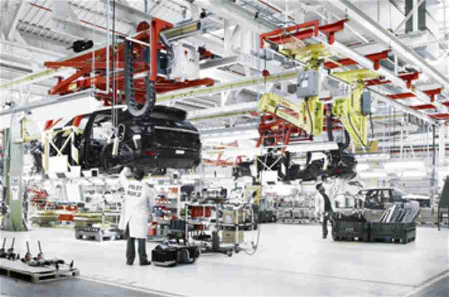 2月份英国汽车制造业