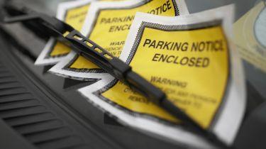 停车场横扫国家,其中75%的驾驶者受影响