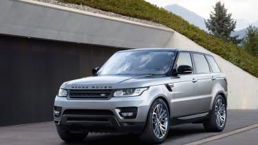 新的2017年系列Rover运动变得更便宜,更清洁的4厘米柴油
