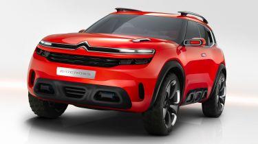 下一代雪铁龙C4和C5模型可能变得SUV