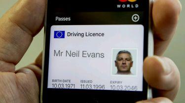 英国数字驾驶执照计划