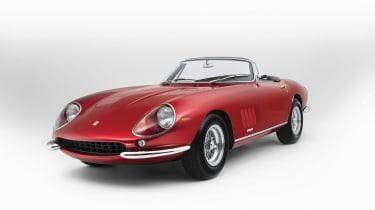 该1968年法拉利275 GTS / 4 NART蜘蛛可以售价1500万英镑