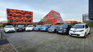 电动车辆将英国新车市场占主导地位2027年