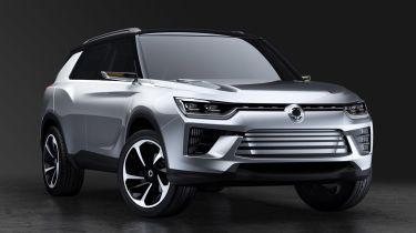 Ssangyong将于2021年在英国推出五种新型号