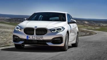 新的BMW 1系列揭示:规格,定价和全细节