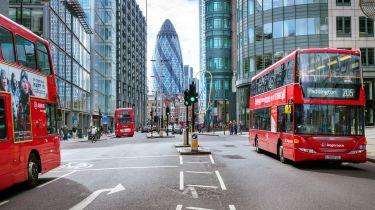 伦敦市成为第一个拥有15英里速度限制的英国地区